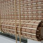Mata bambusowa rolowana